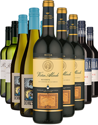 Easter Favourites 12 Mixed Wine Case