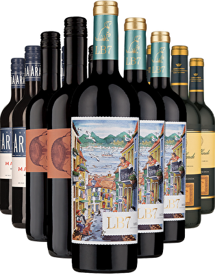 Easter Favourites 12 Red Wine Case