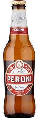 Peroni Red 24x330ml Bottles