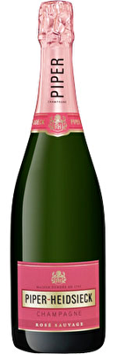 Piper-Heidsieck Rosé Sauvage Champagne