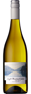 Eight Thousand Lakes Sauvignon Blanc 2018, Washington State