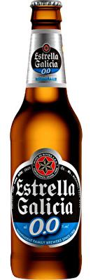 Estrella Galicia 0.0% 12x330ml Bottles