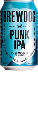 Punk IPA BrewDog 4x330ml Cans