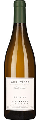Saint Véran 'Haute Cuvée' 2018 Rijckaert F. Rouve, Burgundy