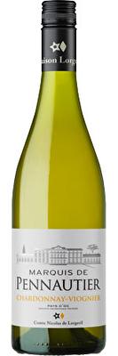 Marquis de Pennautier Chardonnay Viognier 2020 PGI Pays d'Oc
