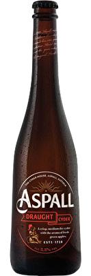 Aspall's Suffolk Draught Cider 12x500ml Bottles