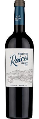 Andeluna Raices Malbec 2019