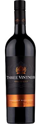 Three Vintners Cabernet Sauvignon 2018