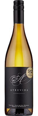 Manos Negras 'Altrevida' Chardonnay 2019, Uco Valley