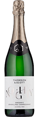 Noughty Organic Sparkling Chardonnay 0%