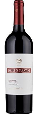 Louis Martini Cabernet Sauvignon 2017/18, Sonoma County