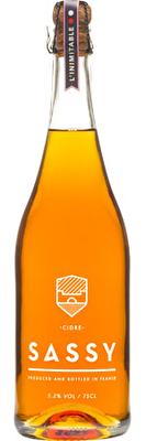 Sassy Cidre Brut 5.20% 750ml