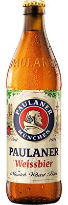 Paulaner Weissbier 12x500ml Bottles
