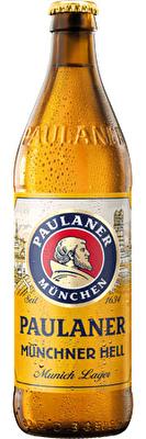 Paulaner Münchner Hell 12x500ml Bottles