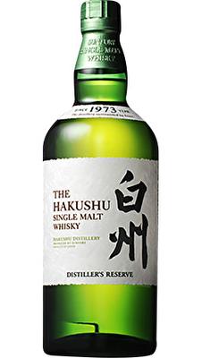 The Hakushu Single Malt Whisky 70cl