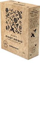 Alluria Pinot Grigio Boxed Wine 2.25L, Sicily