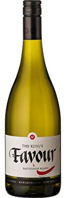 The King's Favour Sauvignon Blanc 2020, Marlborough