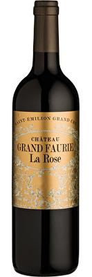Château Grand Faurie La Rose 2016 St-Emilion Grand Cru