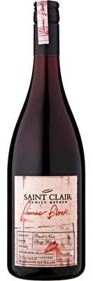 Saint Clair Pioneer Block Pinot Noir 2018/19, Marlborough