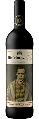 19 Crimes Cabernet Sauvignon 2020, Australia
