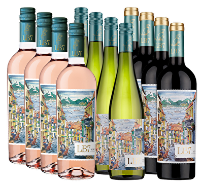 LB7 Mixed Wine Case
