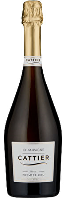 Cattier Premier Cru Brut Champagne