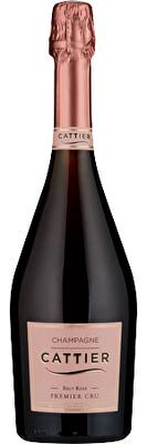 Cattier Premier Cru Rosé Champagne