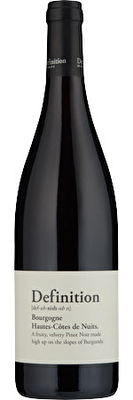 Definition Hautes-Côtes de Nuits 2017