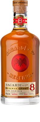 Bacardi Reserva 'Ocho' 8 Year Old Rum