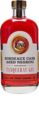 World of Zing Bordeaux Cask Negroni
