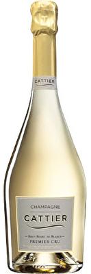 Cattier Brut Blanc de Blancs Premier Cru Champagne