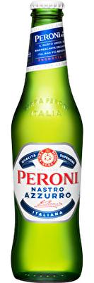 Peroni Nastro Azzurro 24x330ml Bottles
