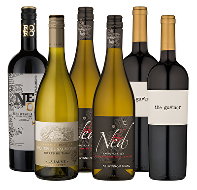 Majestic Best Sellers 6 Mixed Wine Case