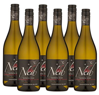 The Ned Sauvignon Blanc 6 Bottle Case