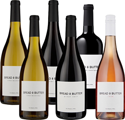 Bread and Butter Mixed Wine Case