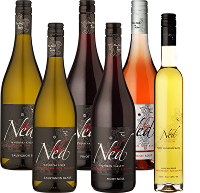 The Ned Mixed Wine Case